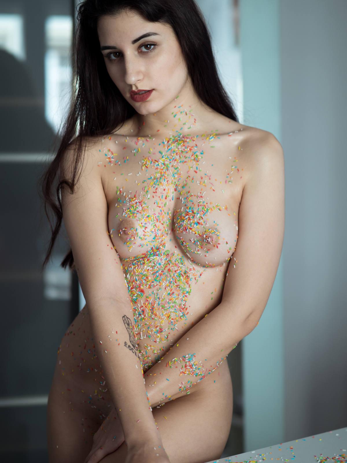 pt model nude